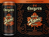 Enegren - Baltic Maple Porter