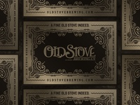 Old Stove Brewing - Business Cards