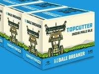 Topcutter IPA - 12pk