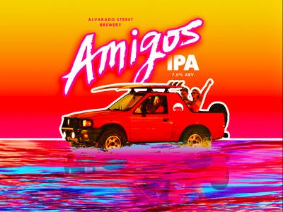 Alvarado Street - Amigos IPA