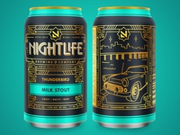 Nightlife Brewing - Thunderbird