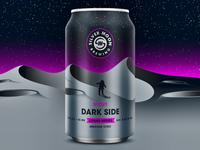 Dark Side Stout - Silver Moon