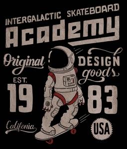 Intergalactic Skateboard Academy