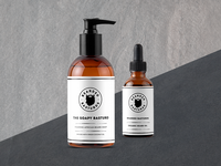 Logo Design & Packaging for Beard products