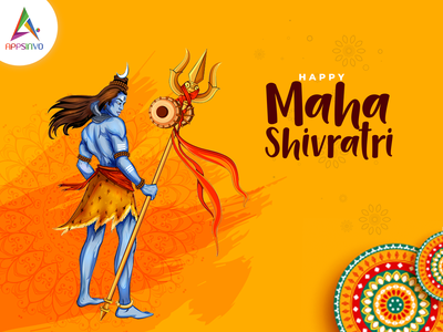 Appsinvo Wishes Happy Maha Shivaratri 2020