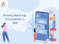 Appsinvo - Trending Mobile App Functionalities in 2020