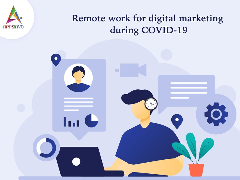 Appsinvo - Remote Work for Digital Marketing During COVID-19