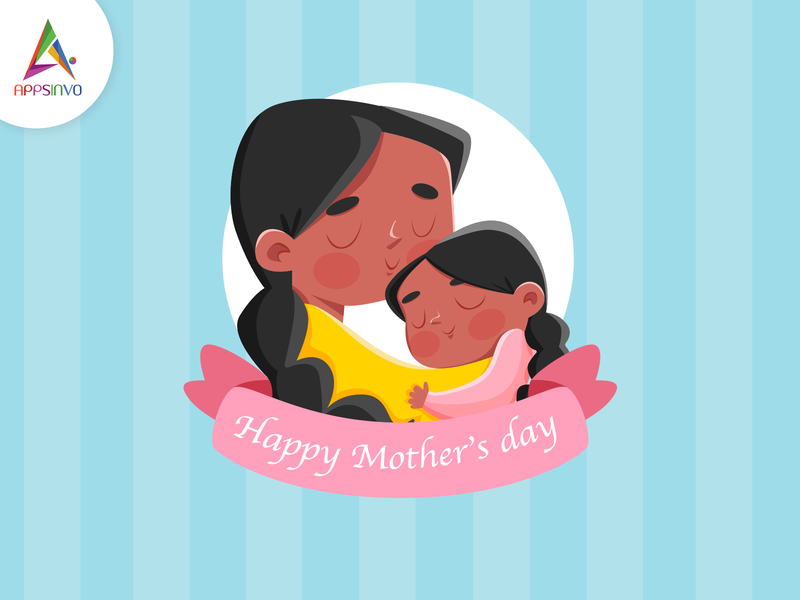 Appsinvo Wishes for Happy Mother's Day!!