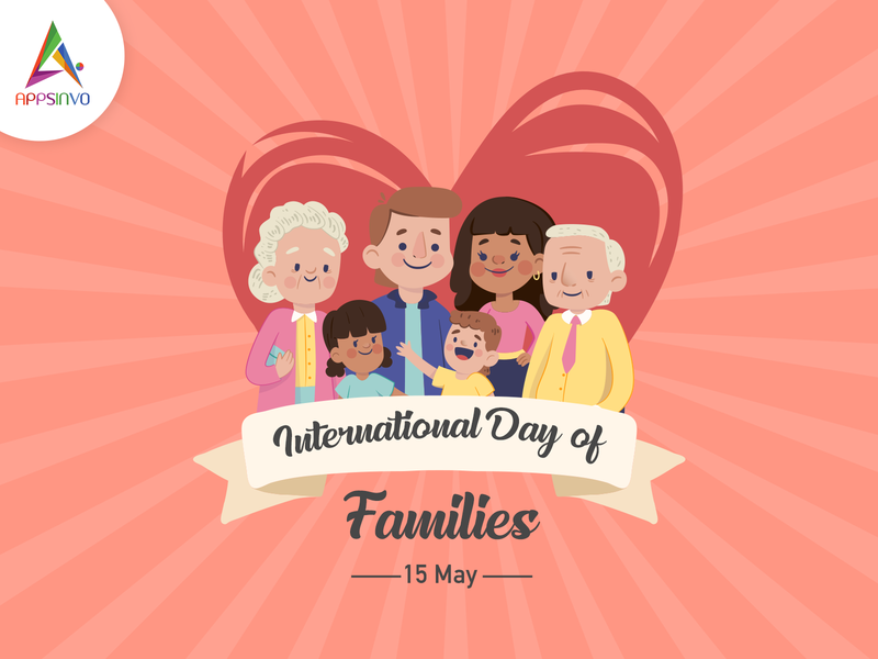 Appsinvo - Happy International Day of Families