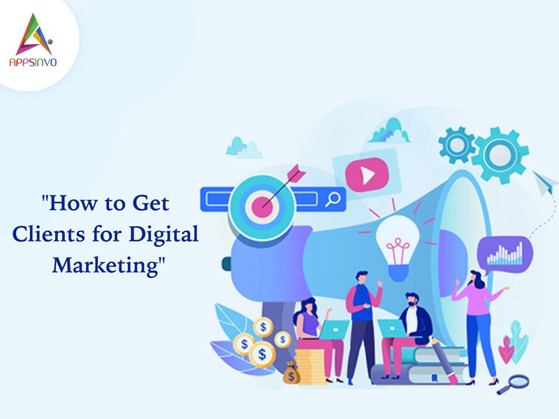 Appsinvo - How to Get Clients for Digital Marketing