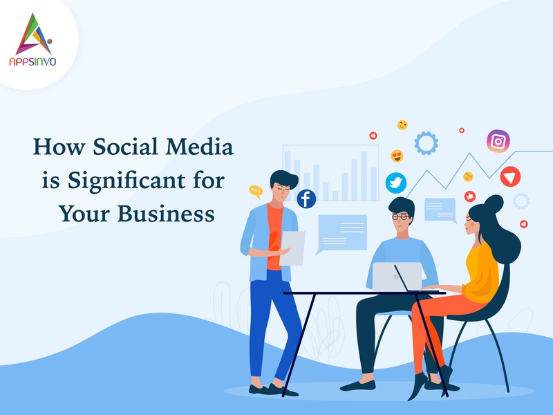 Appsinvo - How Social Media is Significant for Your Business