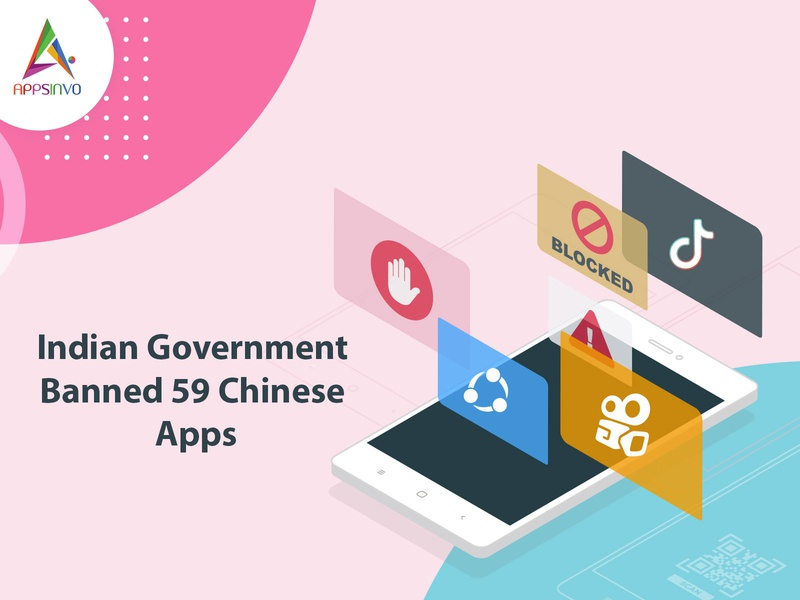 Appsinvo - Indian Government Banned 59 Chinese Apps