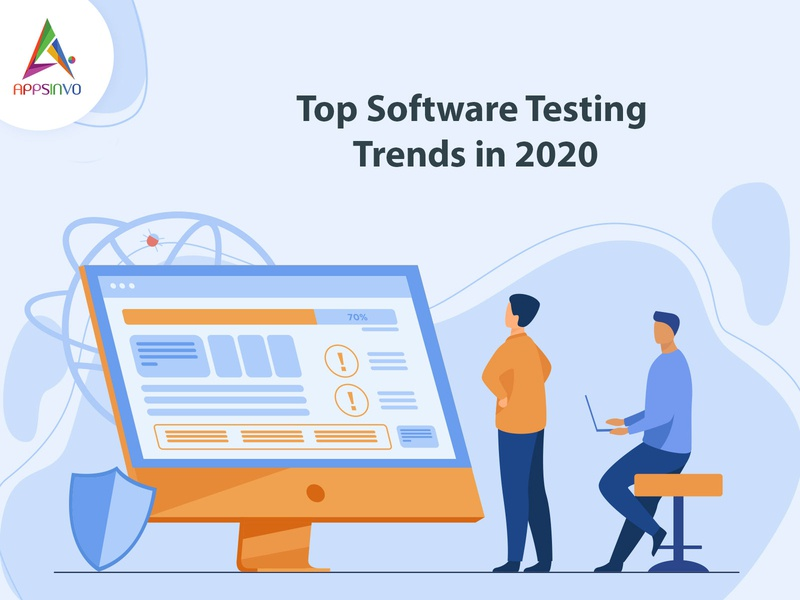 Appsinvo - Top Software Testing Trends in 2020