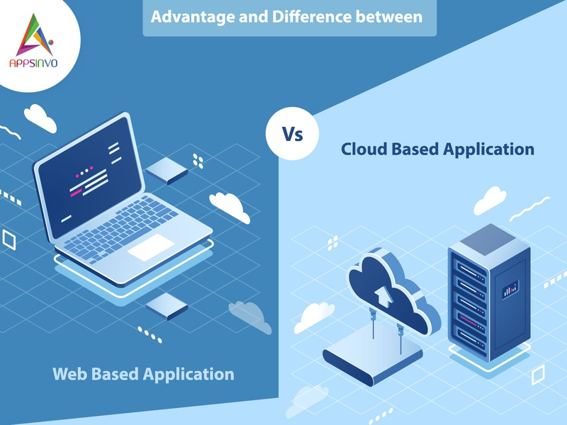 Appsinvo - Advantage and Difference between Cloud App & Web App