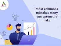 Appsinvo - Most Commons Mistakes Many Entrepreneurs Make
