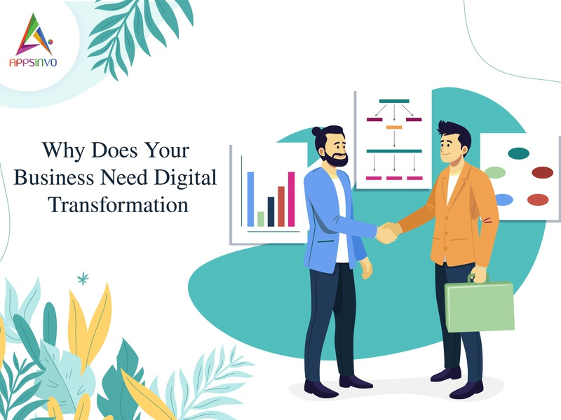 Appsinvo - Why Does Your Business Need Digital Transformation