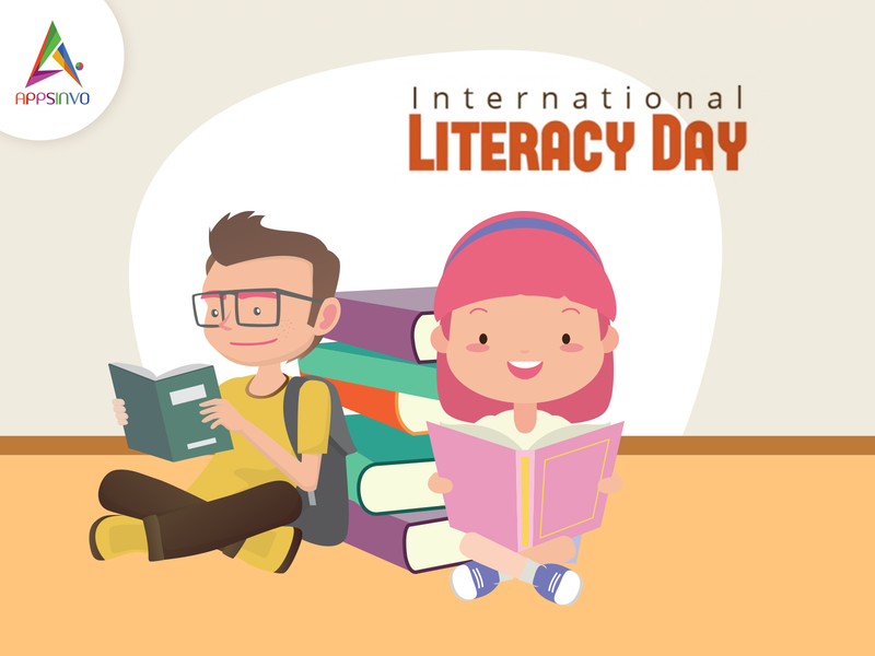 Appsinvo Wishes for International Literacy Day
