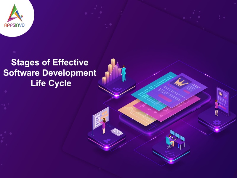 Appsinvo - Stages of Effective Software Development Life cycle