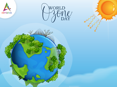 Appsinvo Wishes for World Ozone Day