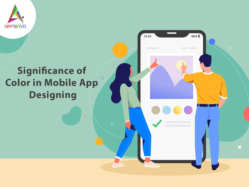 Appsinvo - Significance of Color in Mobile App Designing