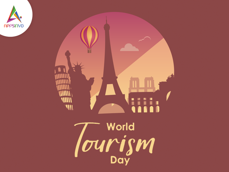 Appsinvo Wishes For World Tourism Day