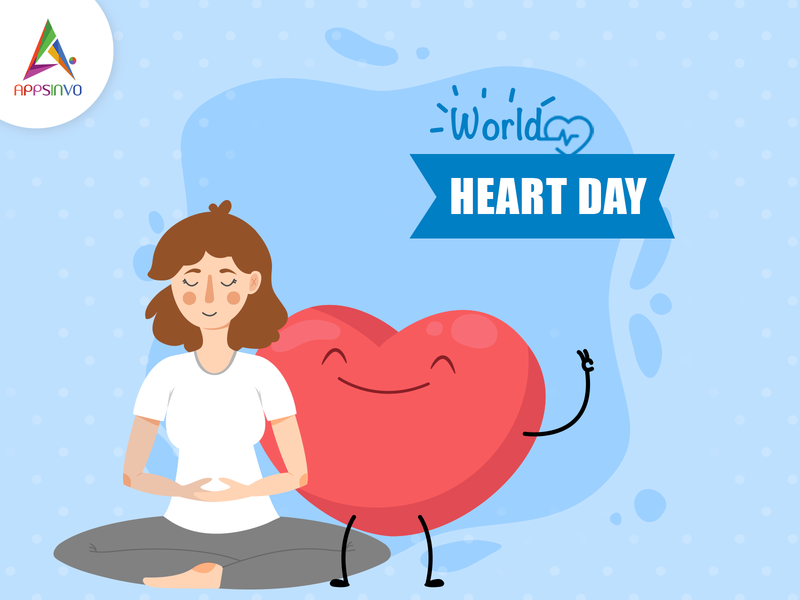 Appsinvo Wishes for World Heart Day
