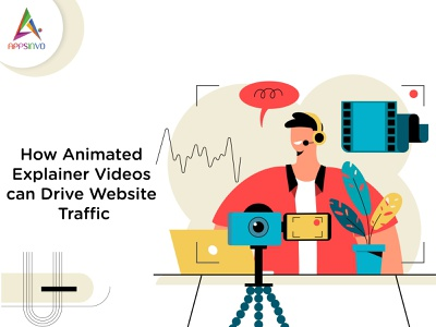 Appsinvo - How Animated Explainer Videos can Drive Website Traff