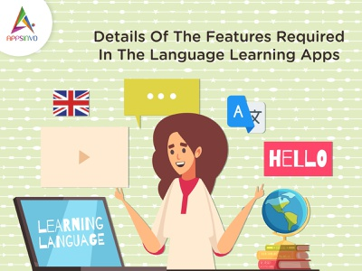 Appsinvo - Details Of The Features Required In The Language Lear