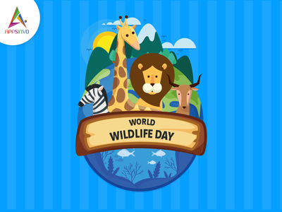 Appsinvo Wishes For World Wildlife Day