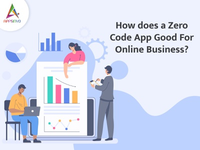 Appsinvo - How Does a Zero Code App Good For Online Business?