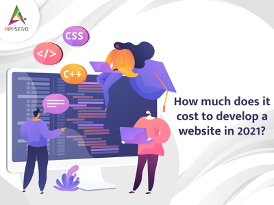 Appsinvo - How much does it cost to develop a website in 2021?