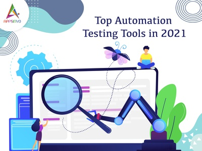 Appsinvo - Top Automation Testing Tools in 2021