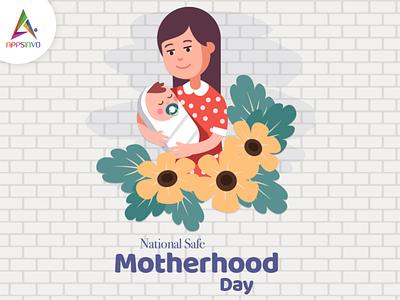 Appsinvo Wishes For National Safe Motherhood Day!!