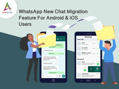 Appsinvo - WhatsApp New Chat Migration Feature For Android & iOS