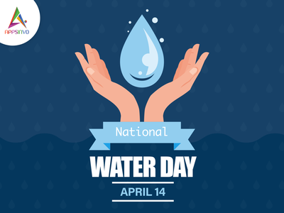 Appsinvo Wishesh for National Water Day