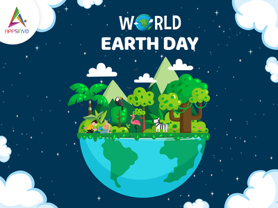 Appsinvo Wishes For Happy Earth Day