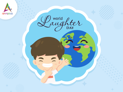 Appsinvo Wishes For World Laughter Day