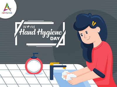 Appsinvo Wishes For Happy World Hand Hygiene Day