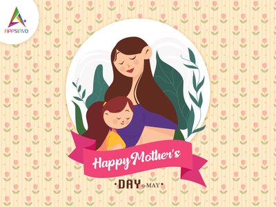 Appsinvo Wishes for Happy Mother's Day to all