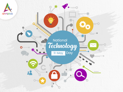 Appsinvo Wishes for National Technology Day