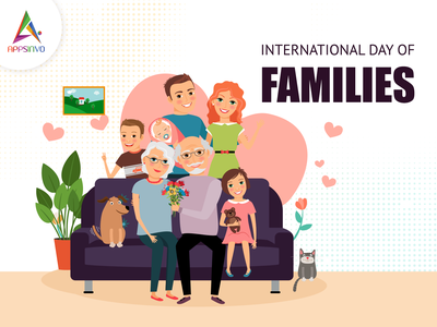 Appsinvo Wishes for International day of families