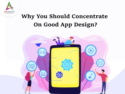 Appsinvo || Why You Should Concentrate On Good App Design? 3d motion graphics animation