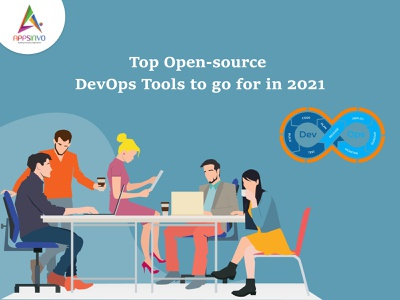 Appsinvo || Top Open-source DevOps Tools to go for in 2021 3d ui logo graphic design motion graphics animation