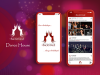 The Backstage Mobile app By Appsinvo Pvt. Ltd.