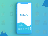 SikaPay Shopping App