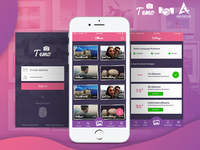 Temo Mobile App