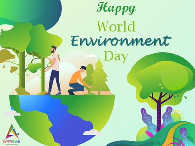 World Environment Day by Appsinvo