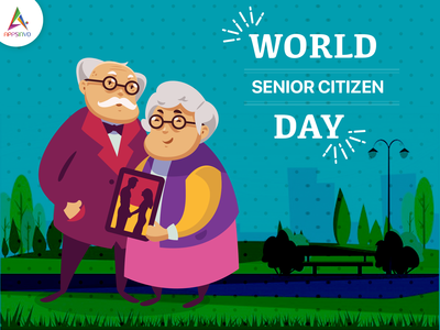 World Senior Citizen Day | Appsinvo