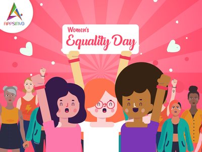 Happy Women Equality Day