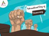 Appsinvo :  international day of democracy